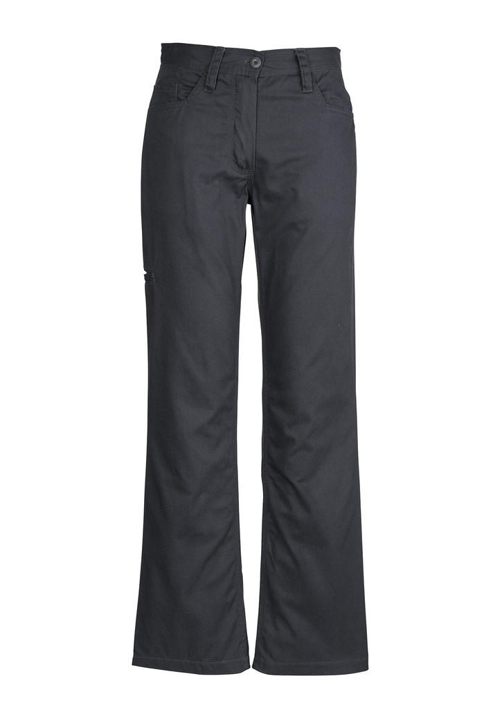 Womens Plain Utility Trade Workwear Pant