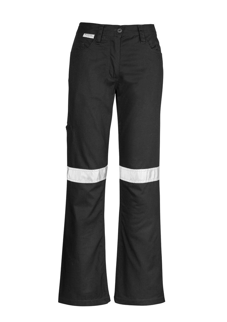 Womens Taped Utility Trade Workwear Pant