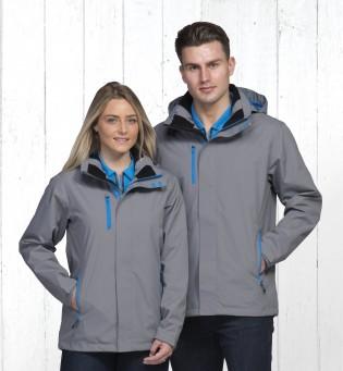 Nordic showerproof rain jacket