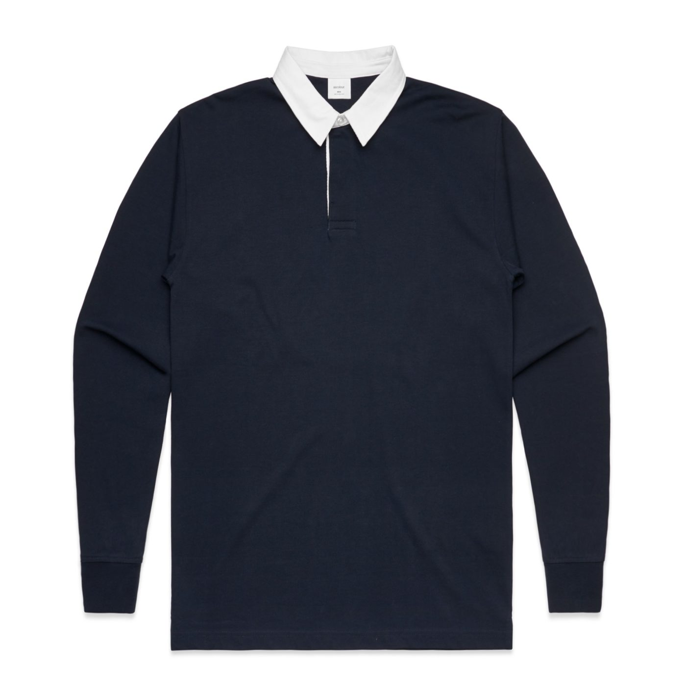L/S Rugby jersey AS Colour Navy