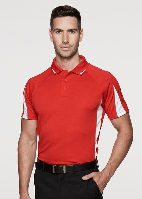 Eureka Polo Mens uniform