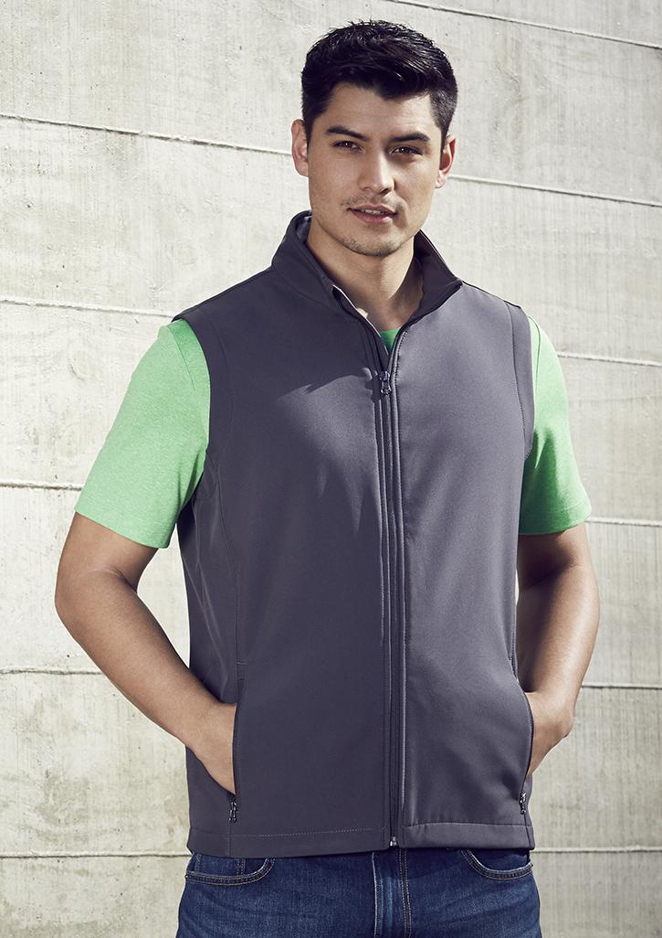 Apex Softshell Vest J830M uniform