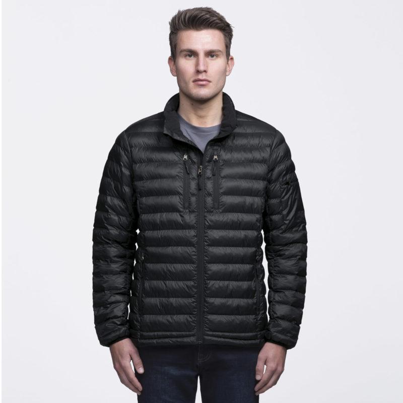 Simpli Puffa Mogul puffer jacket