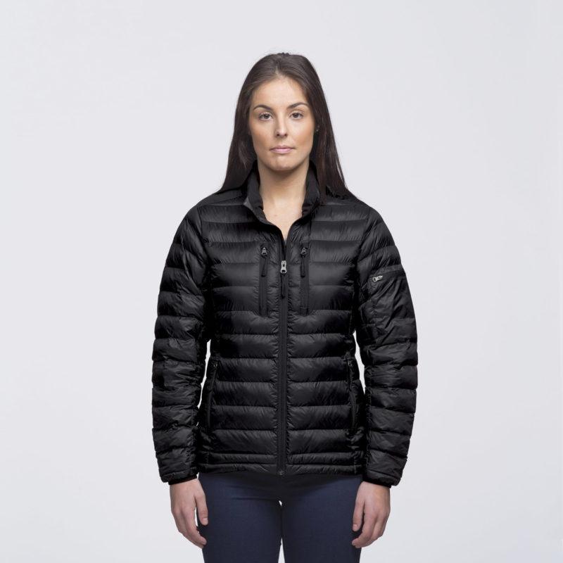 Simpli Puffa Mogul womens puffer jacket