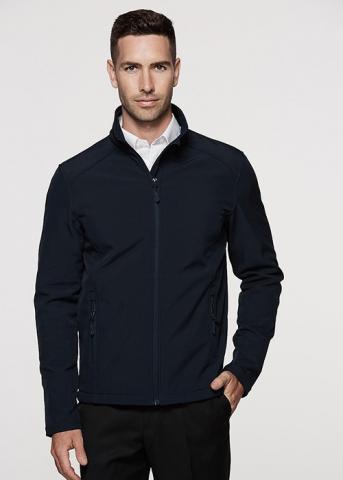 Selwyn Mens Soft Shell warm uniform