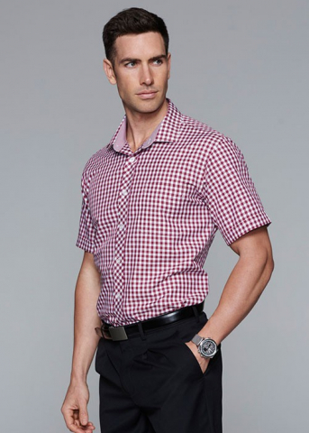 Brighton Short Sleeve Shirt
