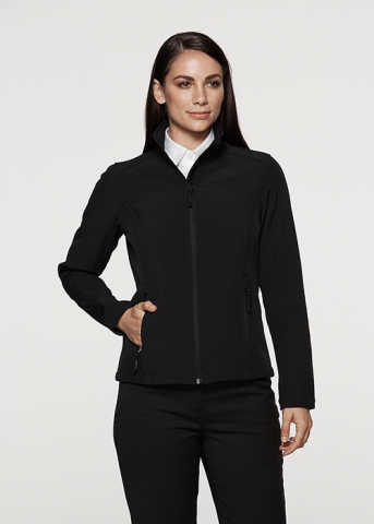 Ladies softshell womans warm Selwyn 2512