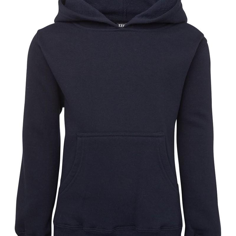 Cheap kids hoodie navy